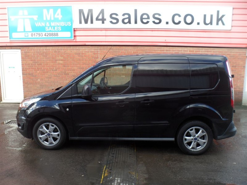 used Ford Transit Connect 200 LIMITED, A/C, 115PS. in wiltshire