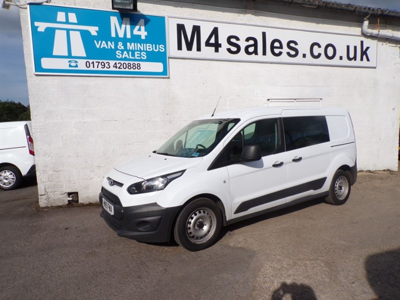 used Ford Transit Connect 230 DCB in wiltshire