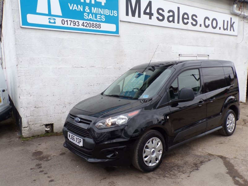used Ford Transit Connect 220 TREND CREW VAN in wiltshire