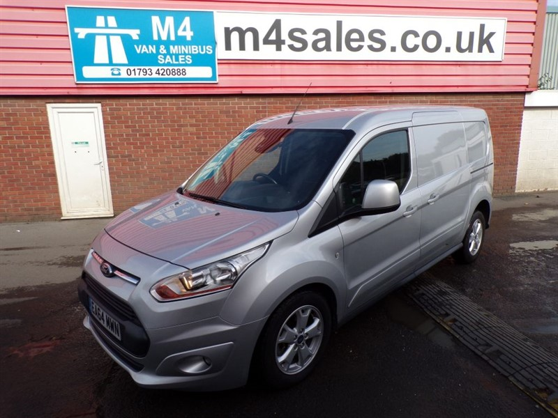 used Ford Transit Connect 240 LIMITED L2 H1 A/C in wiltshire