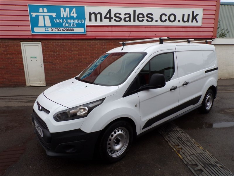 used Ford Transit Connect 210 1.6 LIMITED MWB  in wiltshire