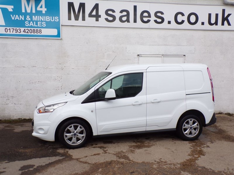 used Ford Transit Connect 200 LTD 1.6  in wiltshire