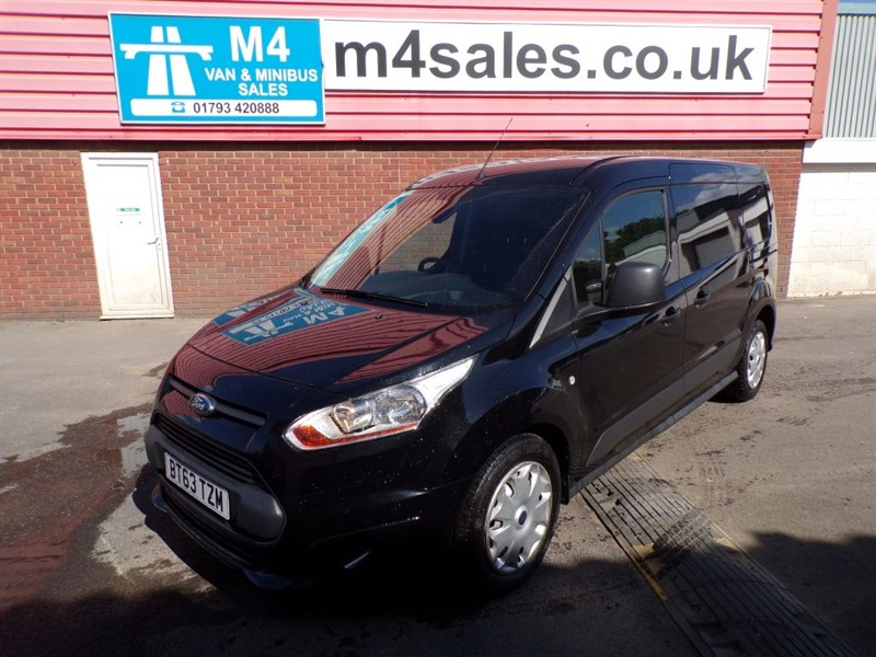 used Ford Transit Connect 210 TREND LWB A/C in wiltshire
