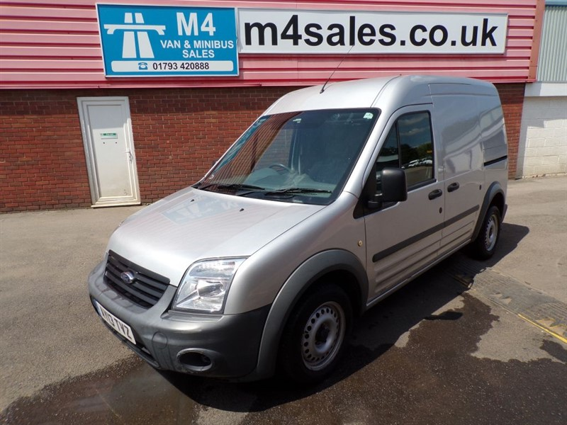 used Ford Transit Connect T230 HR LWB 90PS  in wiltshire