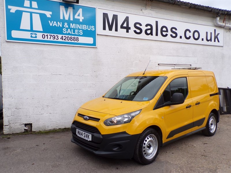 used Ford Transit Connect LWB NO VAT NO VAT in wiltshire