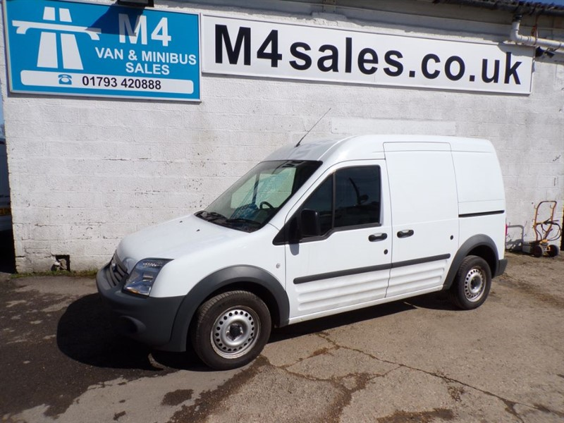 used Ford Transit Connect T230 HIGH ROOF LWB in wiltshire