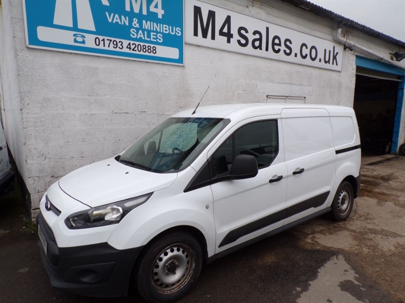 used Ford Transit Connect 210 LWB in wiltshire
