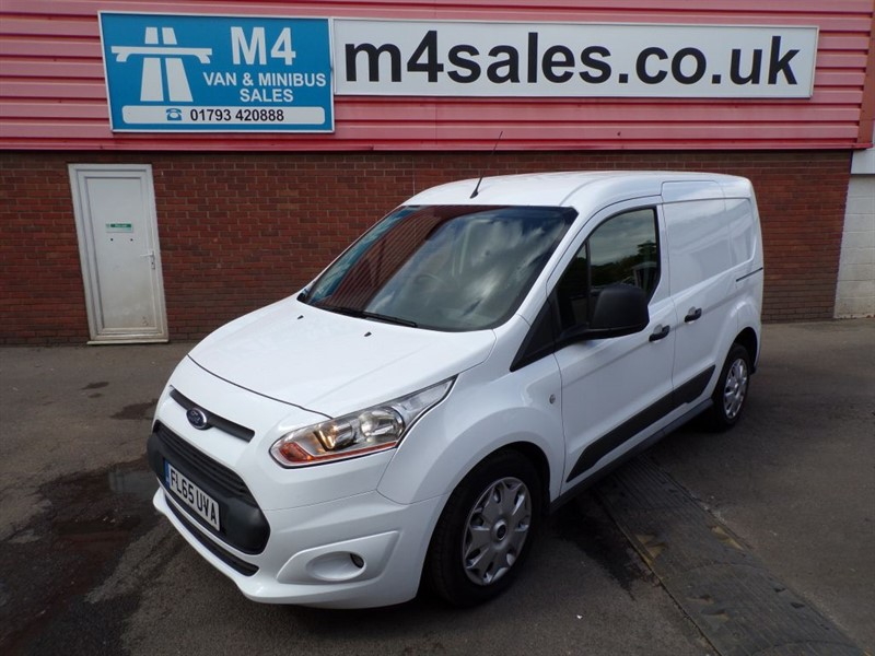 used Ford Transit Connect 200 TREND SWB 75PS in wiltshire