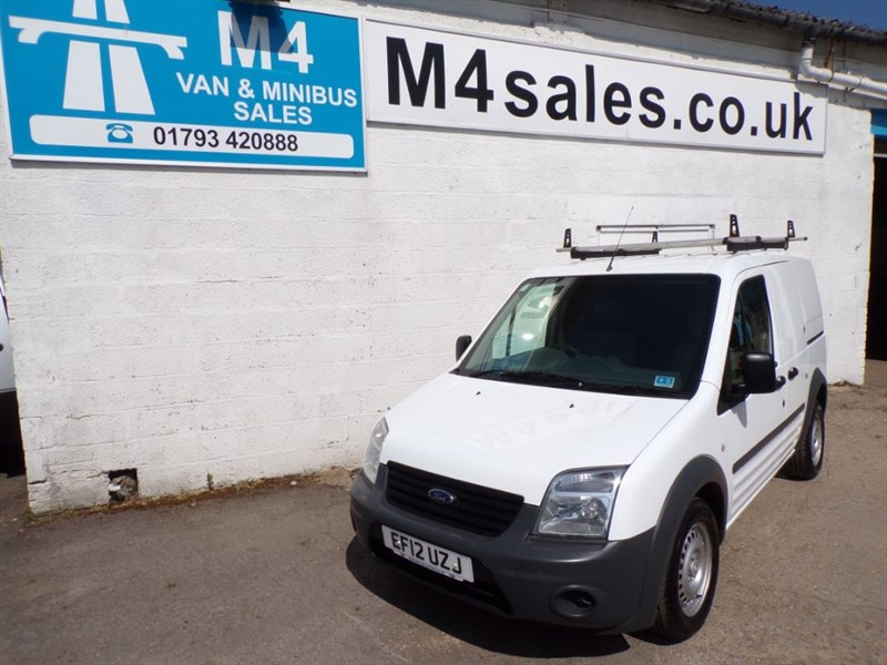 used Ford Transit Connect T200 SWB LOW ROOF in wiltshire