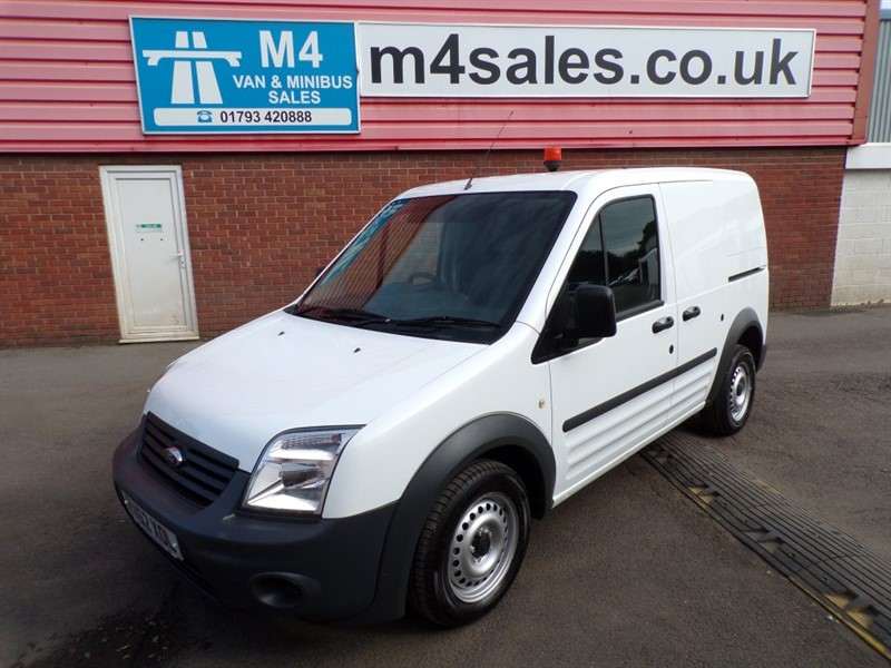 used Ford Transit Connect T200 LR SWB 90PS in wiltshire