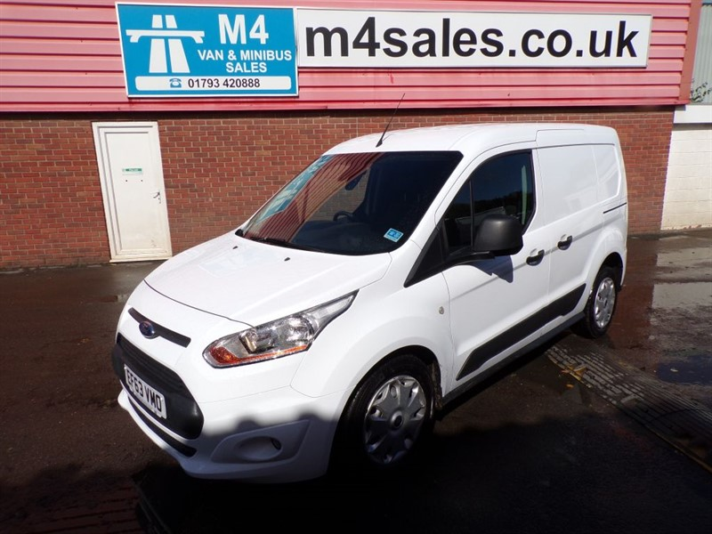 used Ford Transit Connect TREND WITH A/C 1.6 SWB  in wiltshire