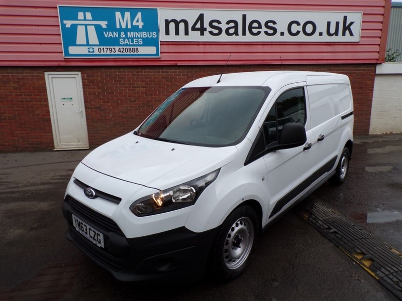used Ford Transit Connect 210 SWB L/R  in wiltshire
