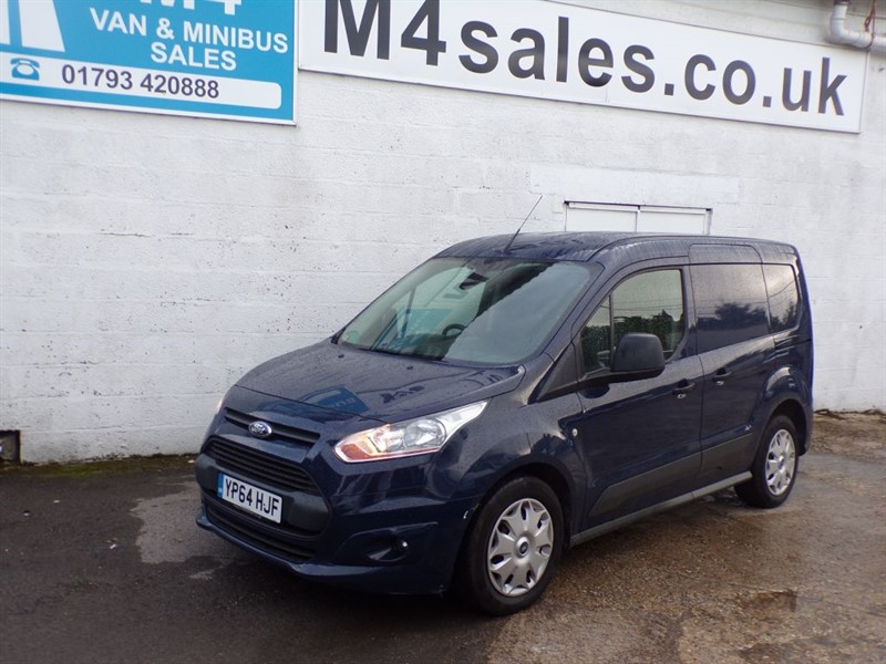 used Ford Transit Connect 200 TREND WITH A/C & tail gate 115ps in wiltshire