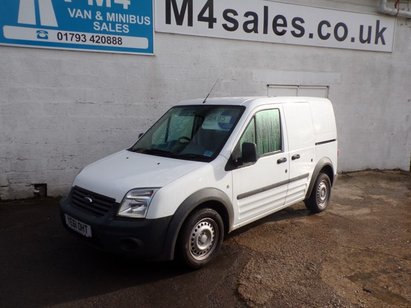 used Ford Transit Connect T200 LR VDPF in wiltshire