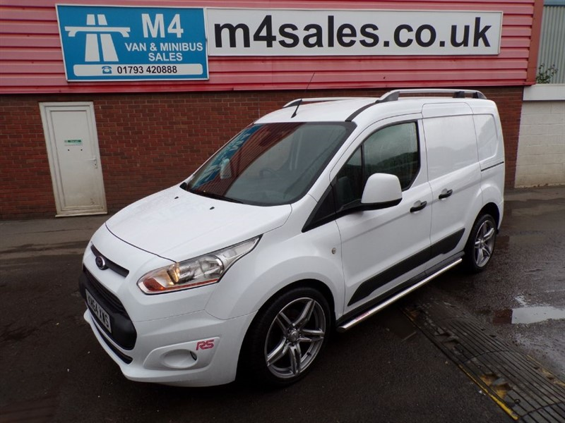 used Ford Transit Connect 200 TREND P/V in wiltshire