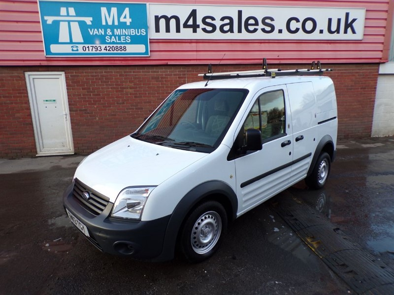 used Ford Transit Connect SWB 1.8 TDI 90PS in wiltshire