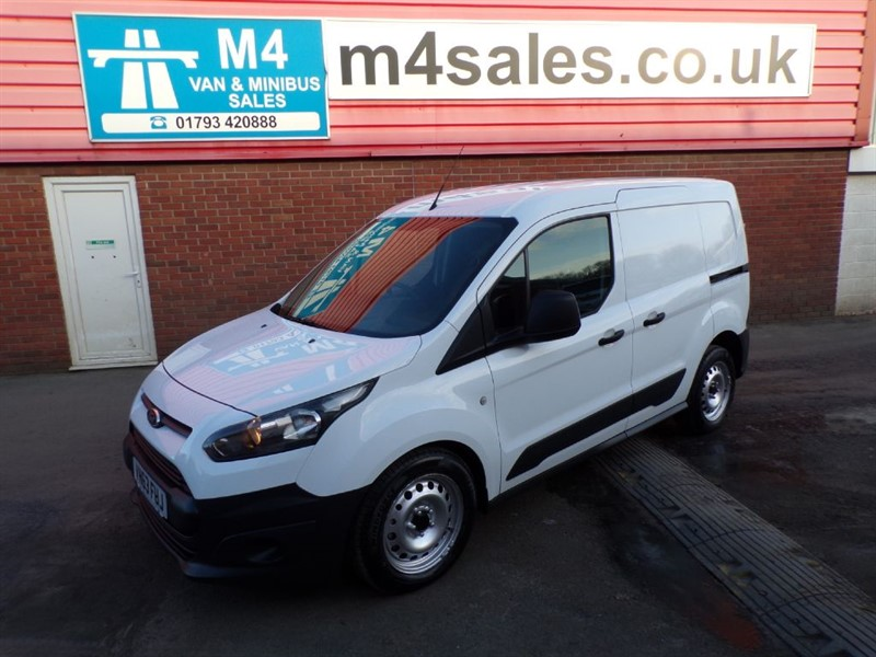 used Ford Transit Connect TDCI SWB LOW ROOF 75PS  in wiltshire