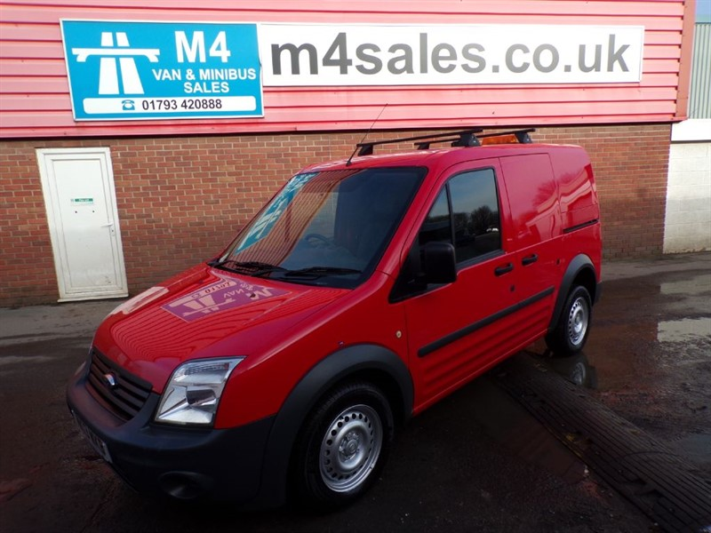 used Ford Transit Connect T200 LR SWB DCI 75PS in wiltshire