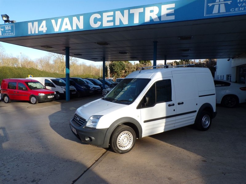 used Ford Transit Connect T230 1.8 SWB 90PS in wiltshire
