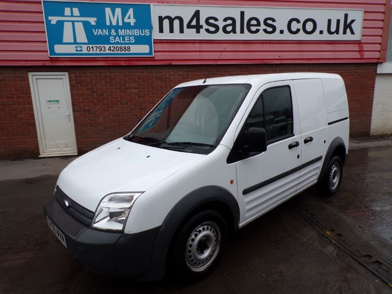 used Ford Transit Connect T200 SWB 75PS TDCI in wiltshire