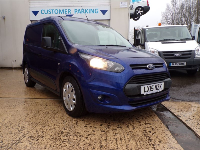 used Ford Transit Connect 200 TREND L1 SWB in wiltshire