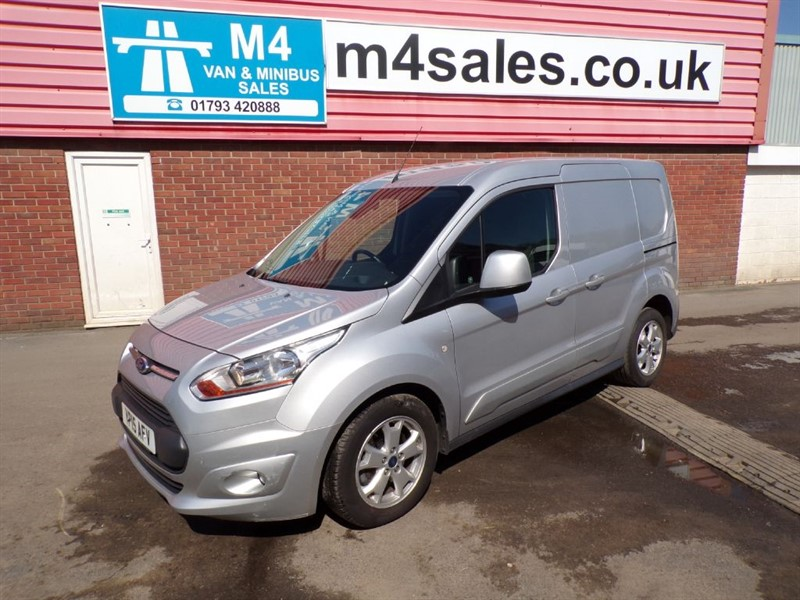 used Ford Transit Connect 200 LIMITED SWB in wiltshire
