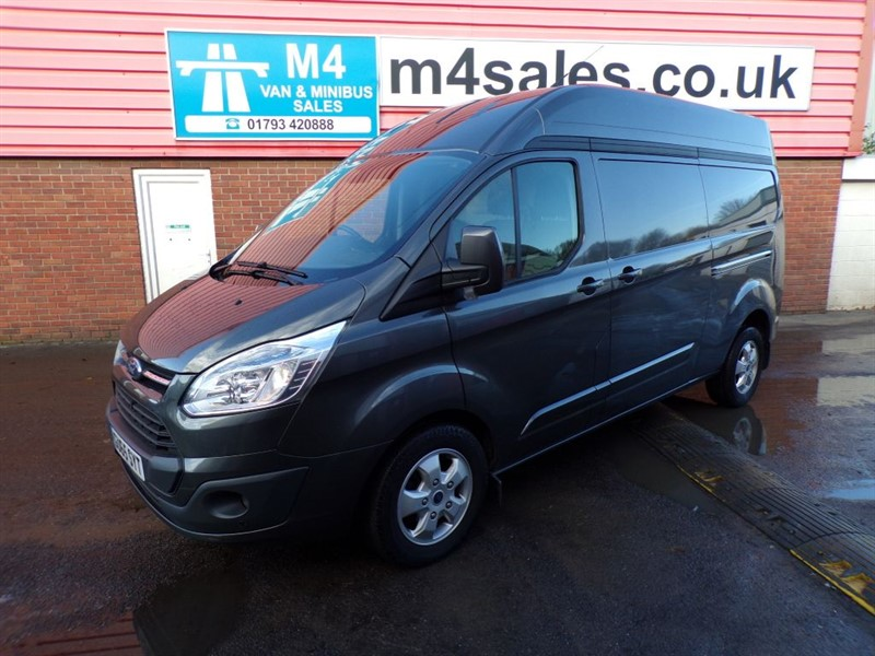 used Ford Transit Custom 290 LIMITED H/R LWB A/C in wiltshire