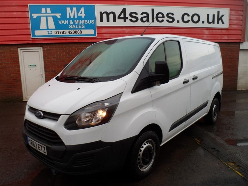 used Ford Transit Custom 270 LR SWB VAN  in wiltshire