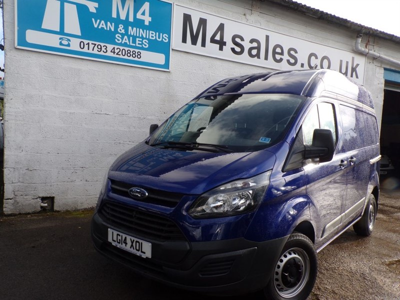 used Ford Transit Custom 270 L1H2 100PS  in wiltshire