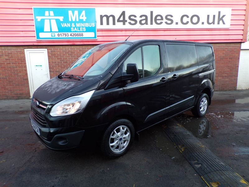 used Ford Transit Custom 290 TREND LR SWB A/C in wiltshire