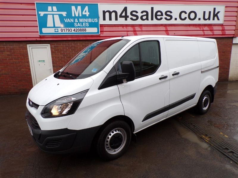 used Ford Transit Custom 290 SWB LOW ROOF in wiltshire