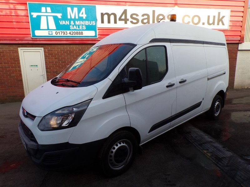 used Ford Transit Custom 330 LR SWB A/C in wiltshire
