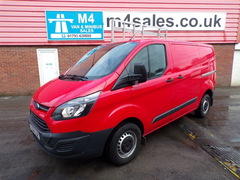 used Ford Transit Custom 270 LR SWB FRAIL VAN in wiltshire