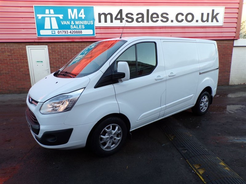 used Ford Transit Custom 270 LIMITED  in wiltshire