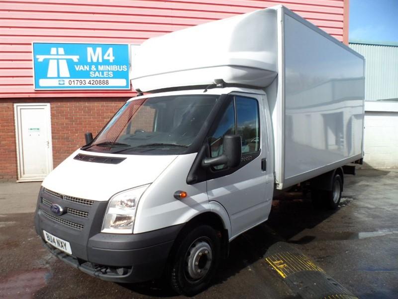 used Ford Transit 350 RWD LUTON LWB in wiltshire