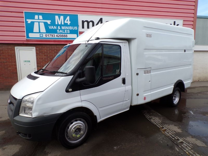 used Ford Transit 350 PTO COMPRESSOR/GENERATOR in wiltshire