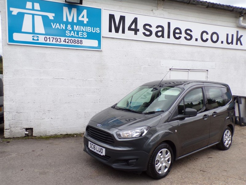 used Ford Transit COURIER KOMBI TDCI in wiltshire