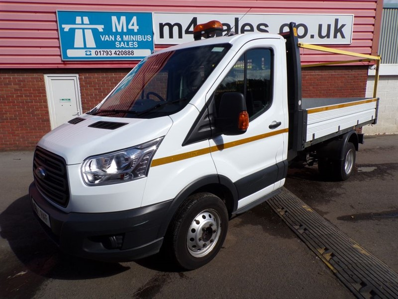 used Ford Transit 350 S/C ONE STOP TIPPER 125PS  in wiltshire