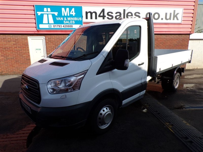 used Ford Transit 350 S/C 1 STOP TIPPER  in wiltshire