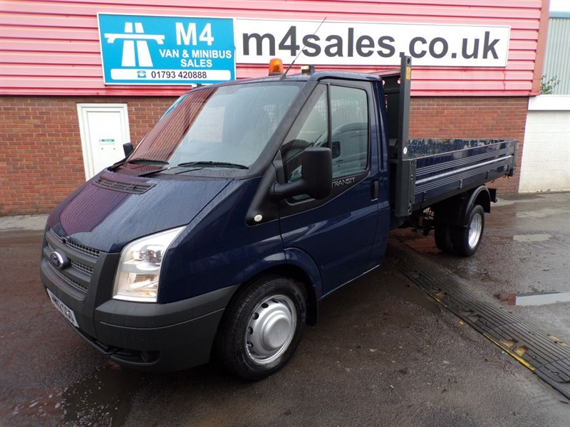 used Ford Transit 350 ONE STOP TIPPER RWD in wiltshire