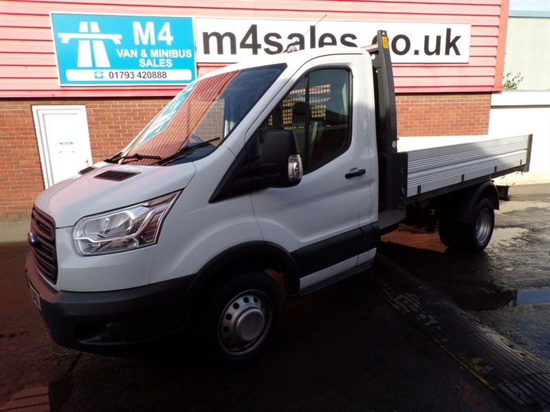 used Ford Transit 350 S/C TIPPER ONE STOP BODY 125PS in wiltshire