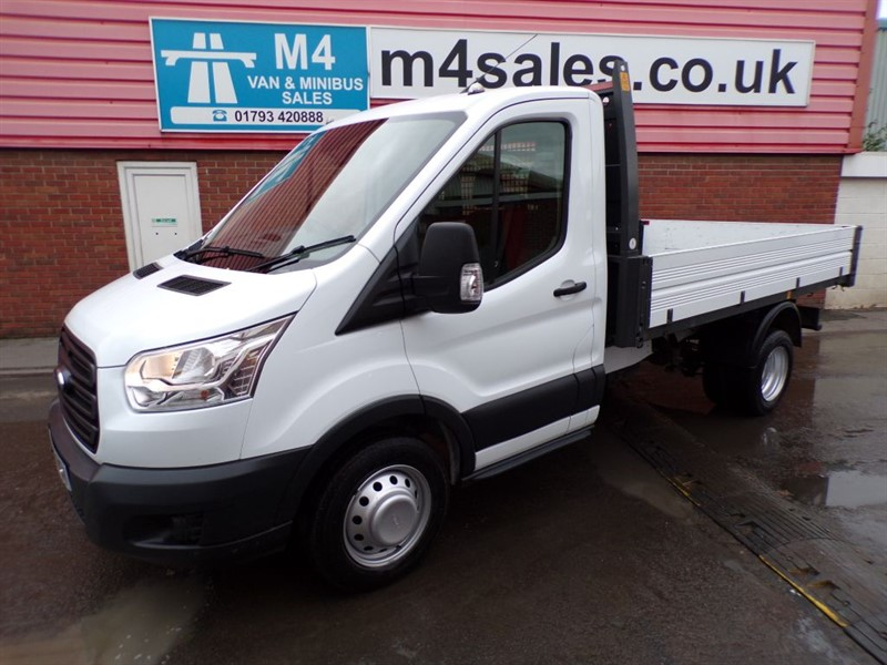 used Ford Transit 350 TIPPER ONE STOP SINGLE CAB 125PS in wiltshire