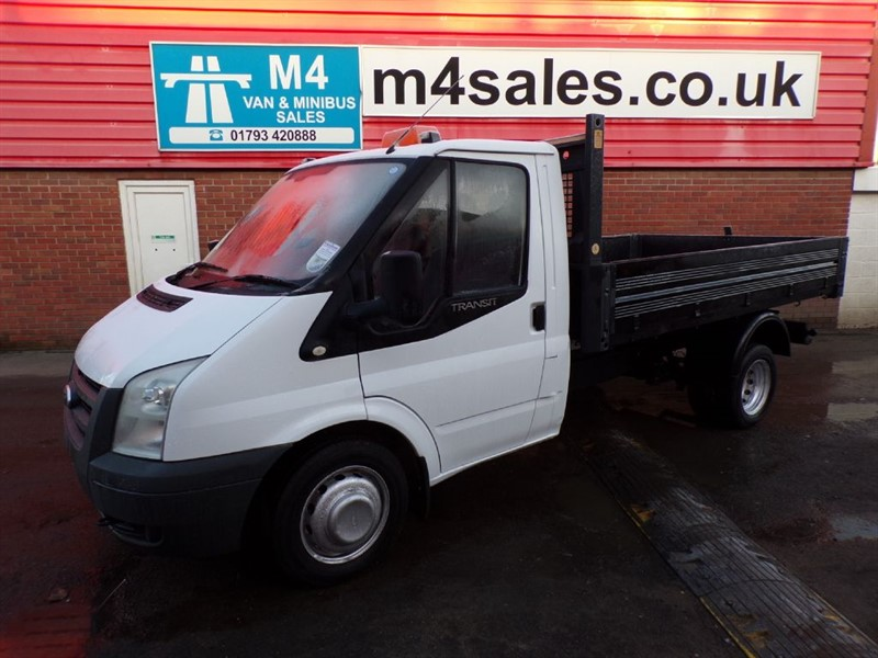 used Ford Transit 350 MWB in wiltshire