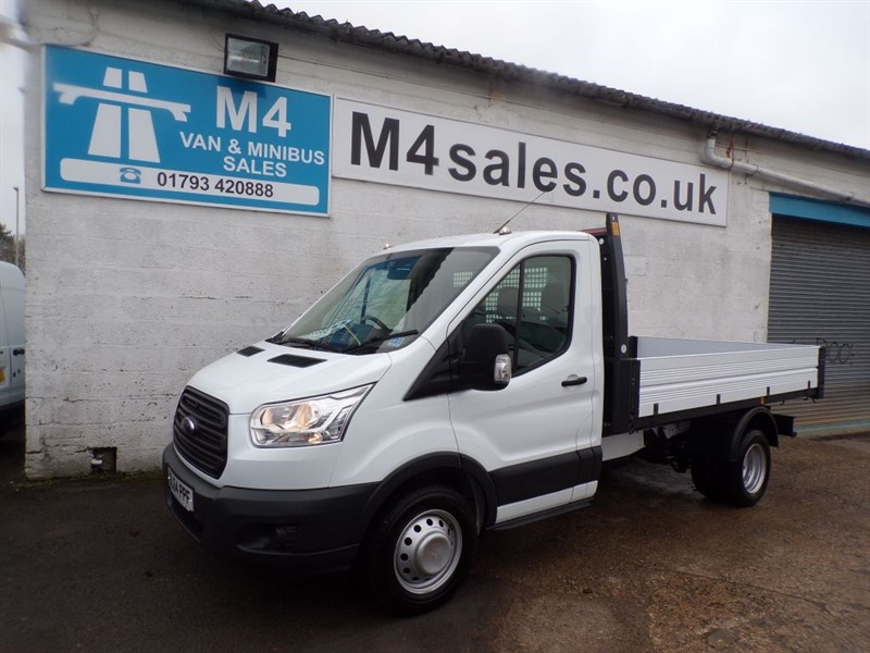 used Ford Transit 350  1 STOP TIPPER WITH ONLY 11000MILES in wiltshire