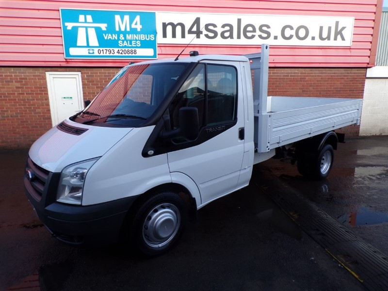 used Ford Transit TIPPER 350   in wiltshire