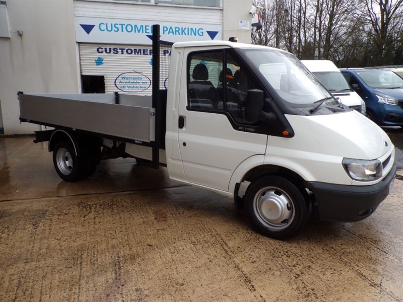 used Ford Transit 350M TIPPER in wiltshire