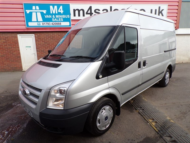 used Ford Transit 280 TREND MWB M/R 125PS A/C in wiltshire