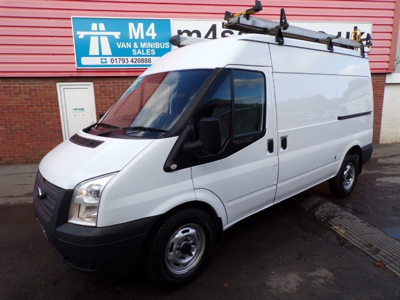 used Ford Transit 330 MWB 125PS in wiltshire