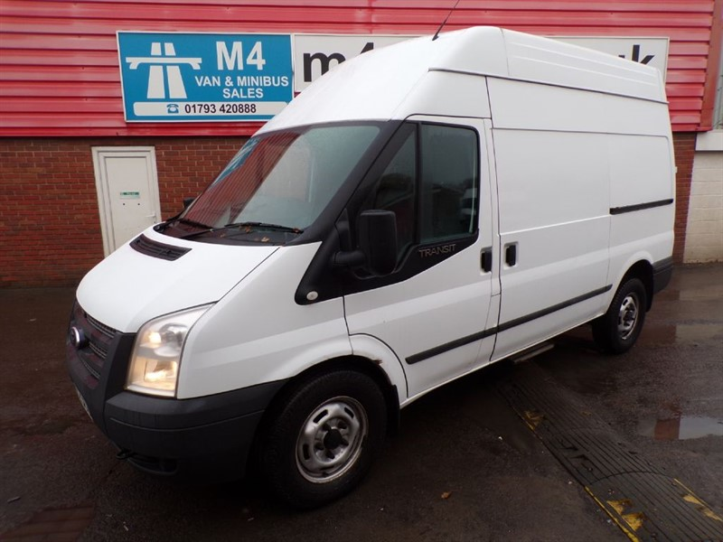 used Ford Transit 330 HIGH ROOF MWB A/C 125PS in wiltshire