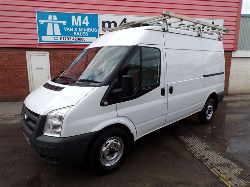used Ford Transit 350 MEDIUM ROOF MWB 115PS in wiltshire